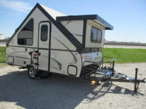 Hard Side Travel Trailer