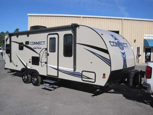 K-Z RV Connect C191RBT 2017 Travel Trailer