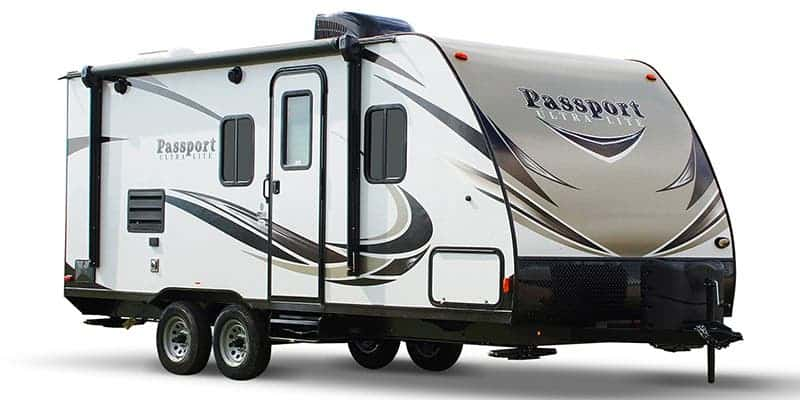 Keystone Passport Express 239ML travel trailer