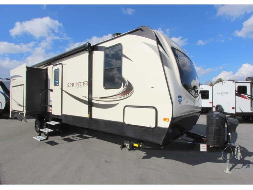 Keystone Sprinter 312MLS Travel Trailer