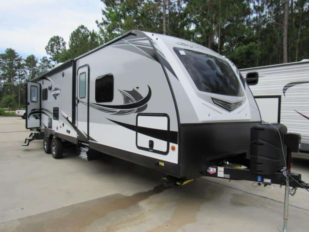 Jayco White Hawk Review