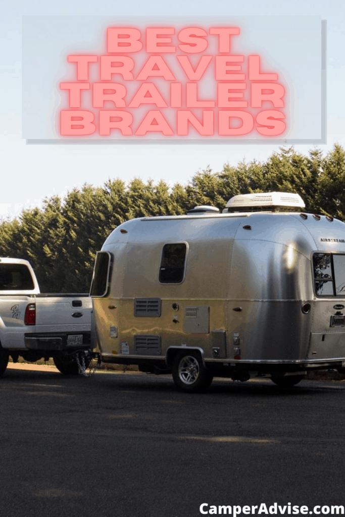 Best Travel Trailer Brands