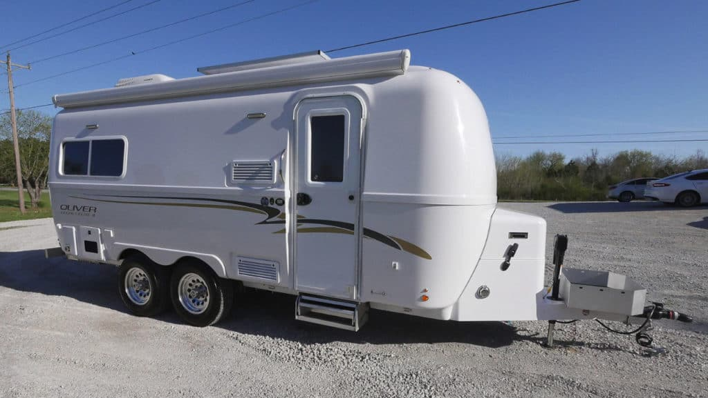 Oliver Travel Trailers Legacy Elite II