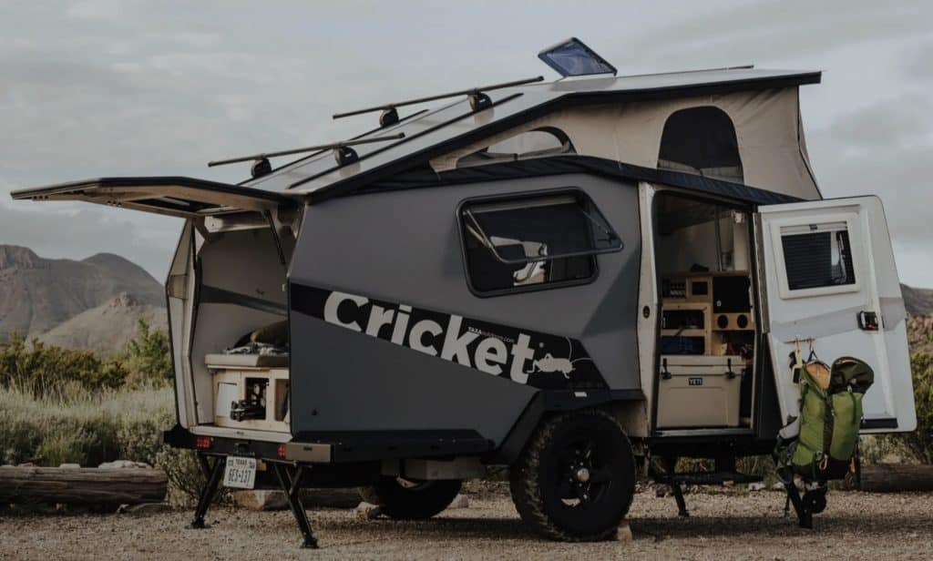 TAXA Outdoors Cricket