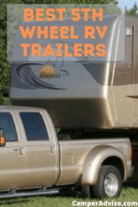 Best 5th Wheel RV Trailers
