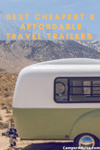 Best Cheapest and Affordable Travel Trailers