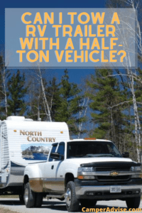 Can i Tow a RV Trailer with a Half-Ton Vehicle