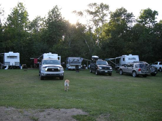 Hadley Point Campground