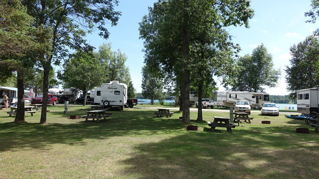 loons point rv park and campground