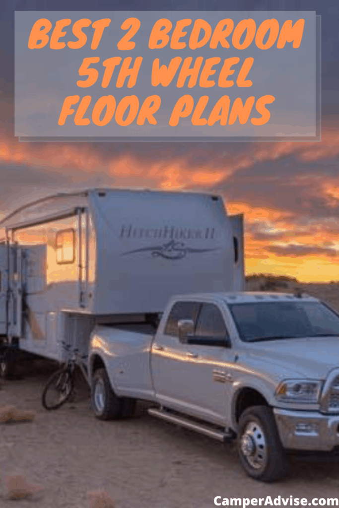 Best 2 Bedroom 5th Wheel Floor Plans
