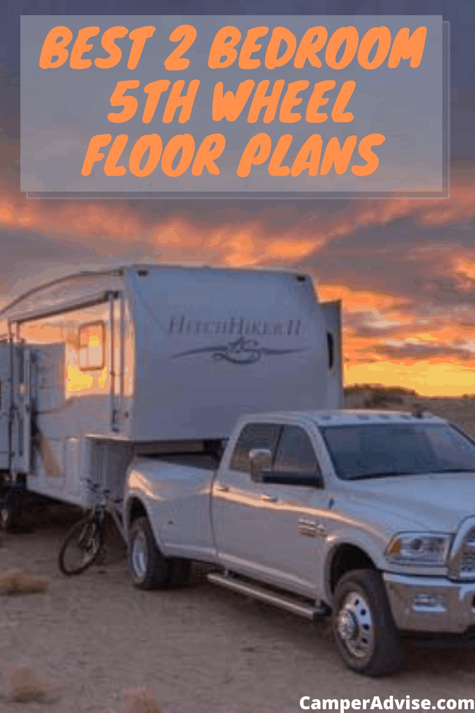 Best 2 Bedroom 5th Wheel Floor Plans