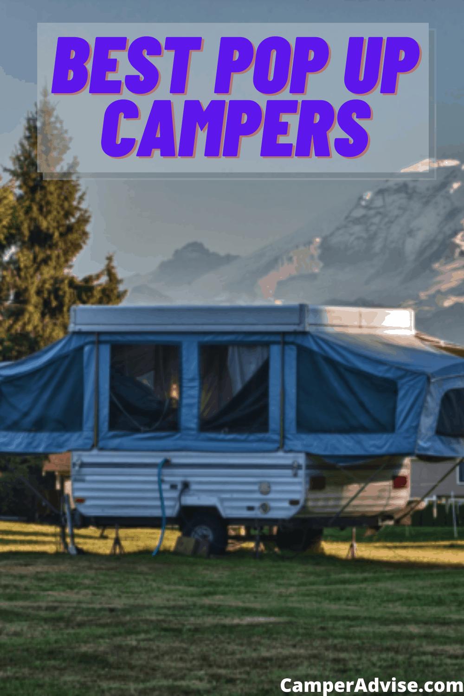 Best Pop Up Camper Trailers