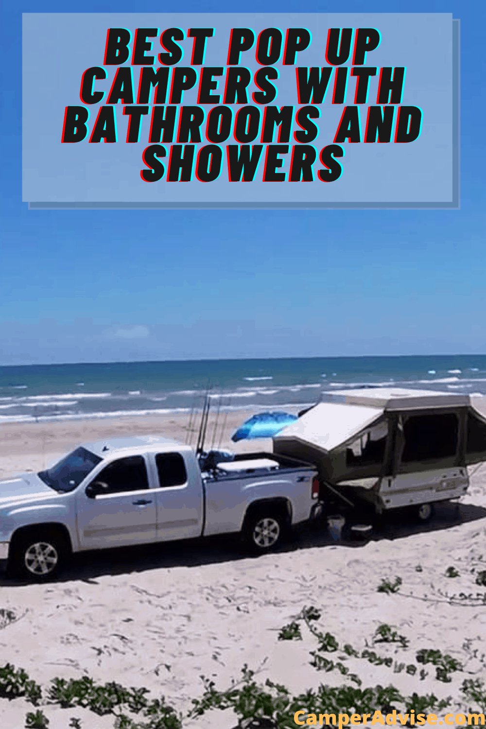 Best Pop Up Campers with Bathrooms and Shower