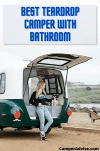 Best TearDrop Camper with Bathroom