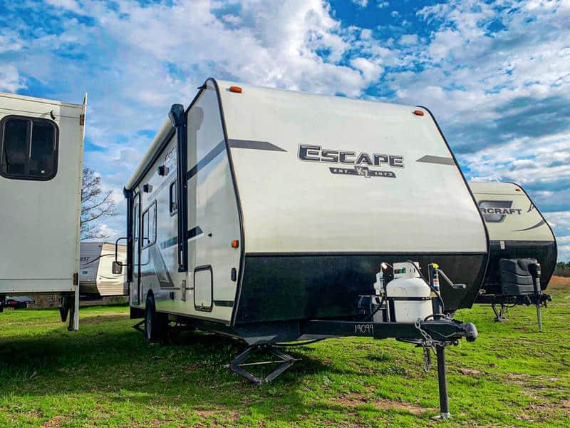 KZ Escape E180TH