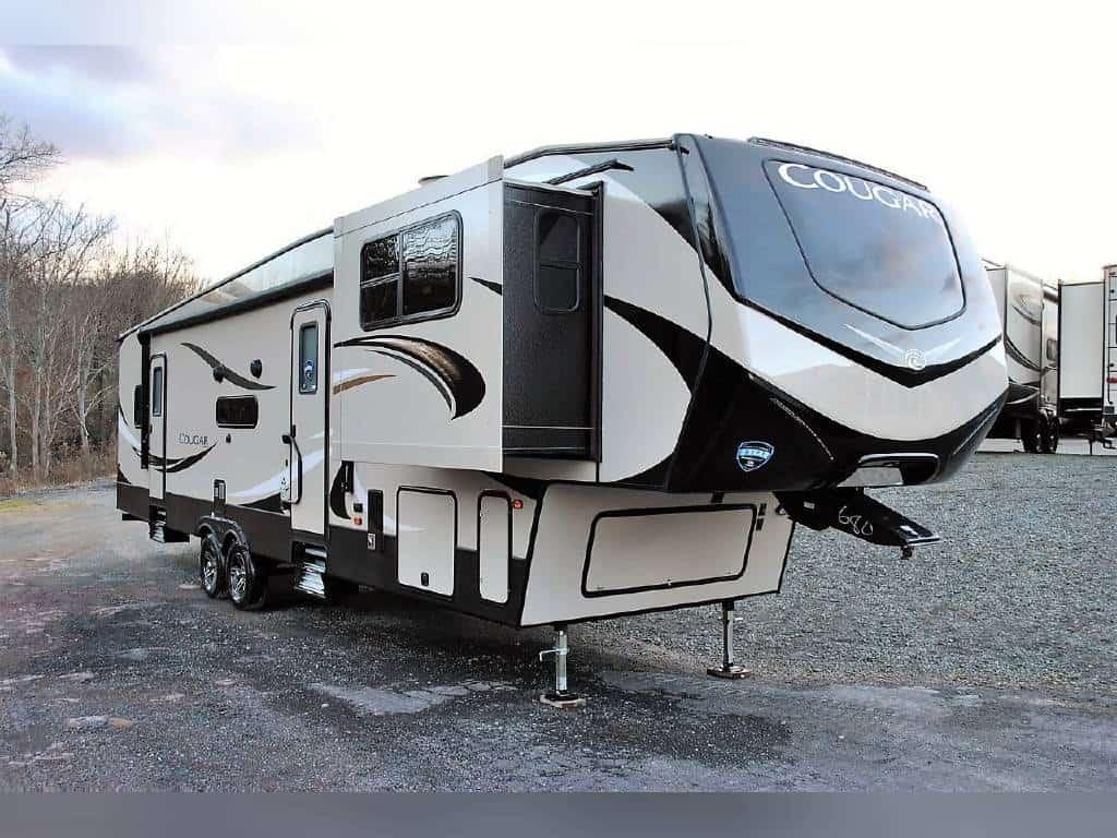 Keystone Cougar 367FLS