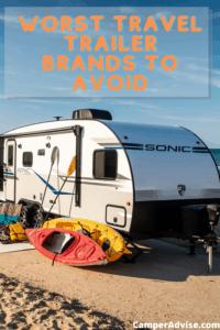 7 Worst Travel Trailer Brands to Avoid