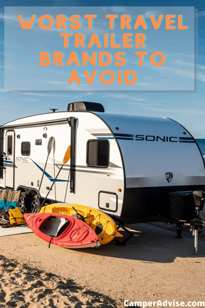 Worst Travel Trailers Brands to Avoid
