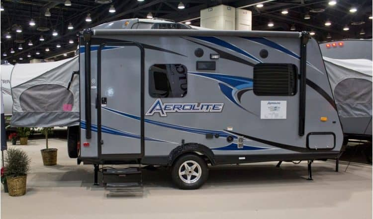 Aerolite Hybrid Travel Trailer