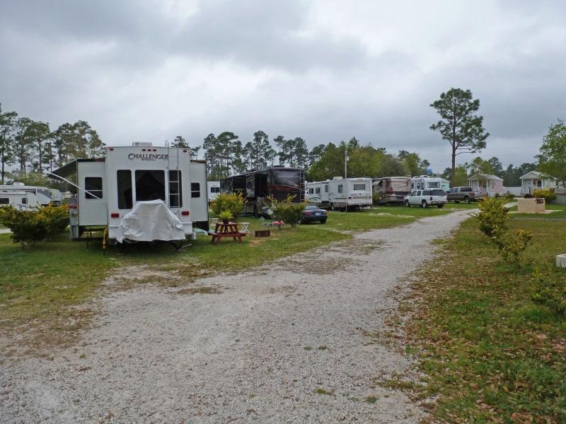 Alabama KOA Campgrounds