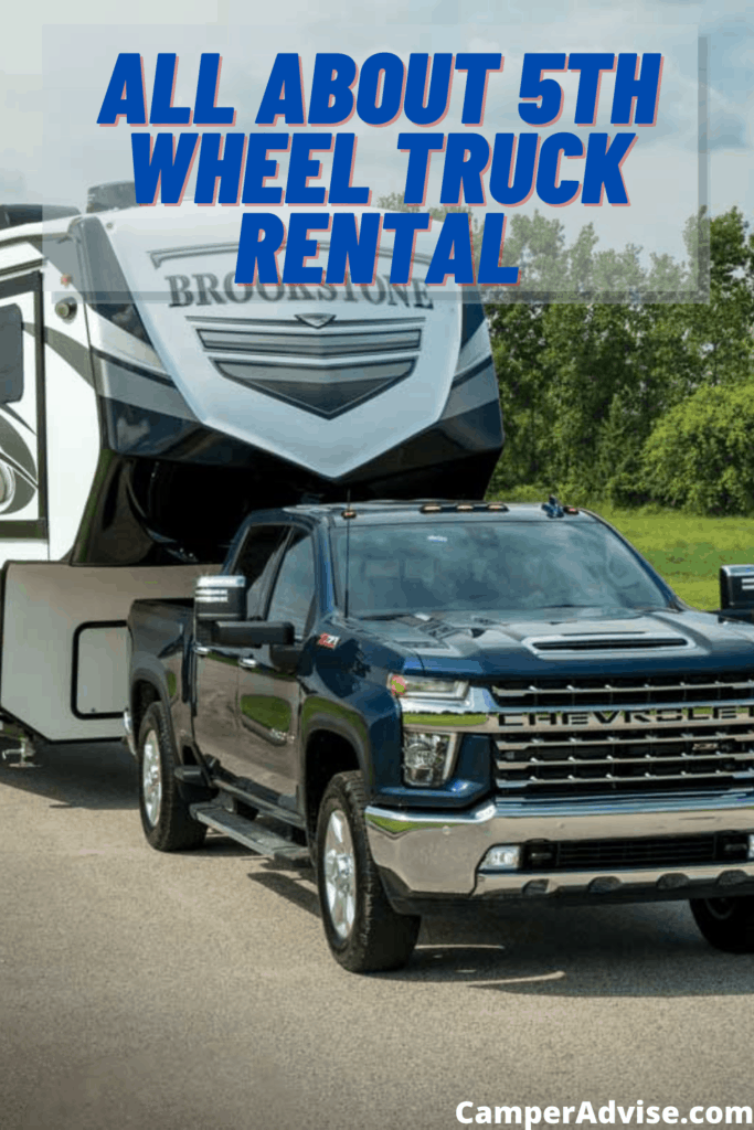 All About 5th Wheel Truck Rental