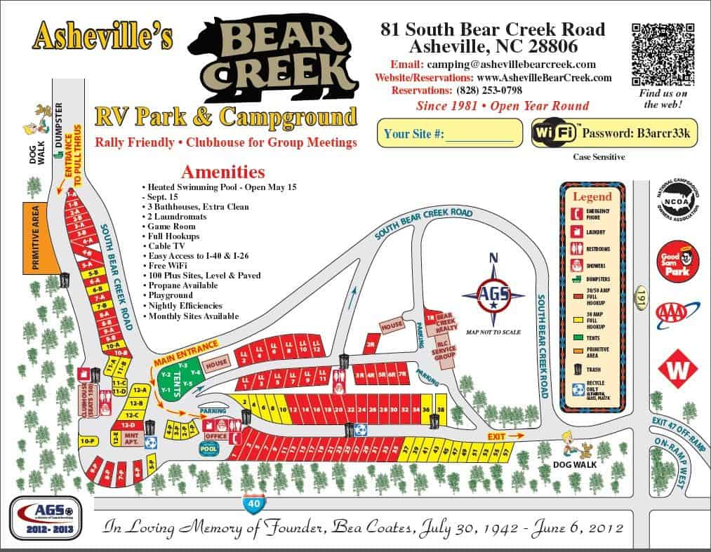 Bear Creek RV Park and Campground
