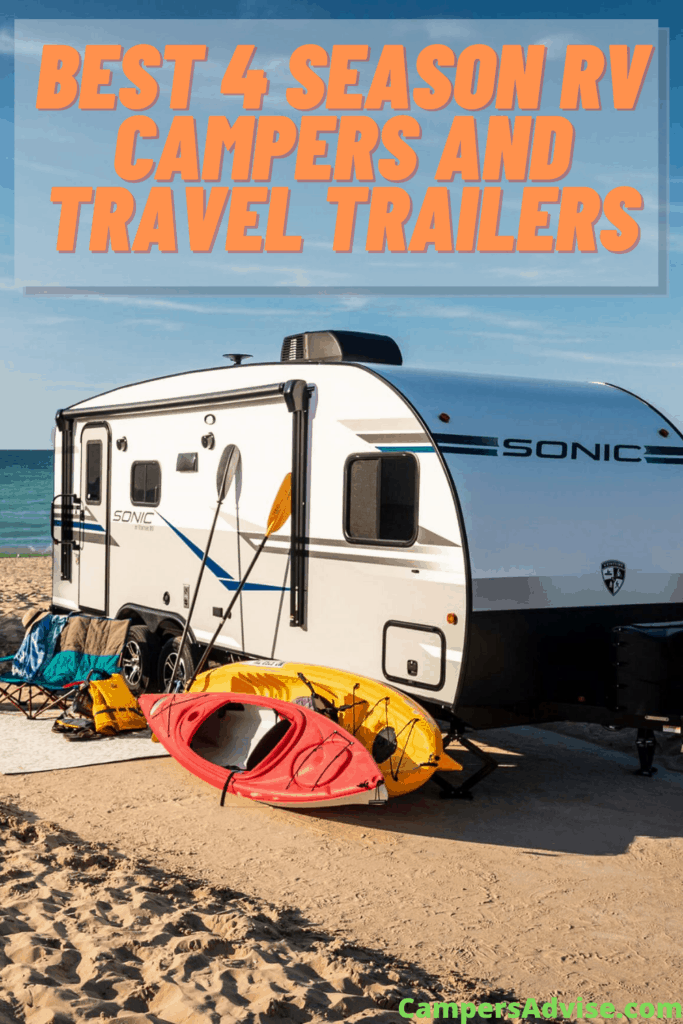 Best 4 Season RV Campers and Travel Trailers