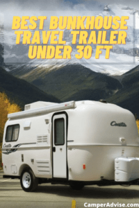 Best Bunkhouse Travel Trailer under 30 Ft