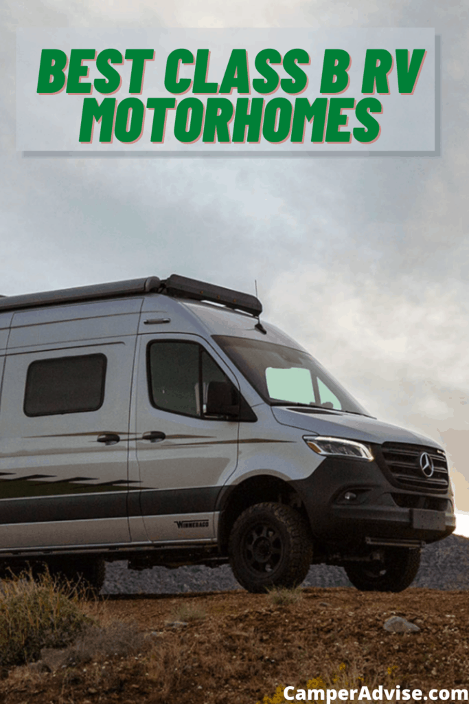 Best Class B RV Motorhomes