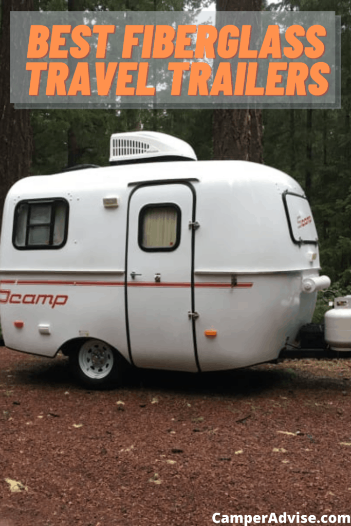 Best Fiberglass Travel Trailers