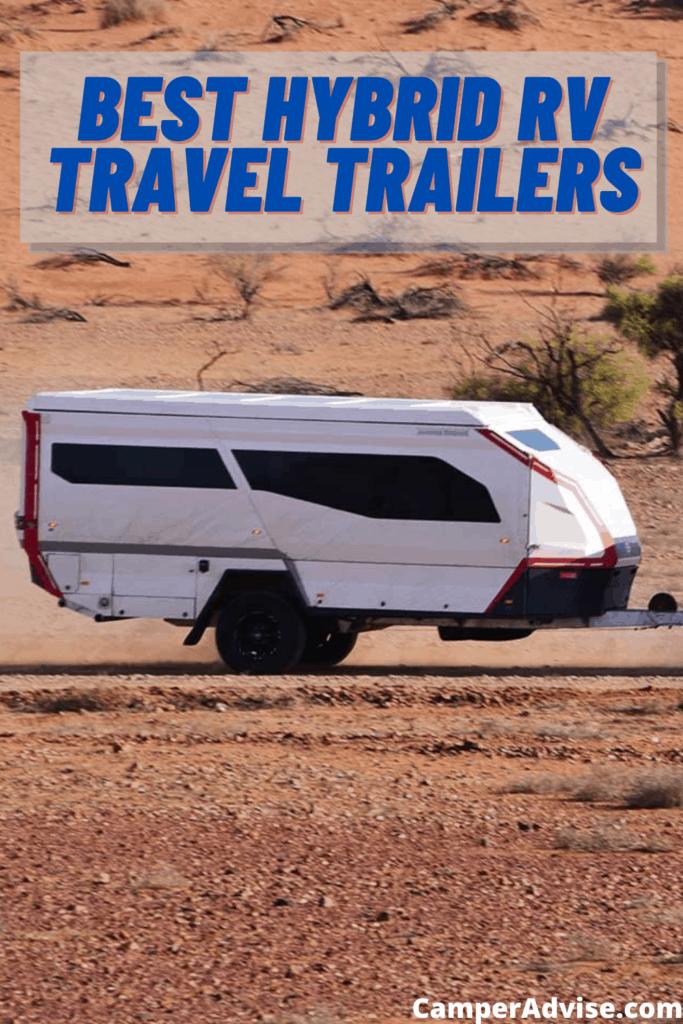 Best Hybrid RV Travel Trailers