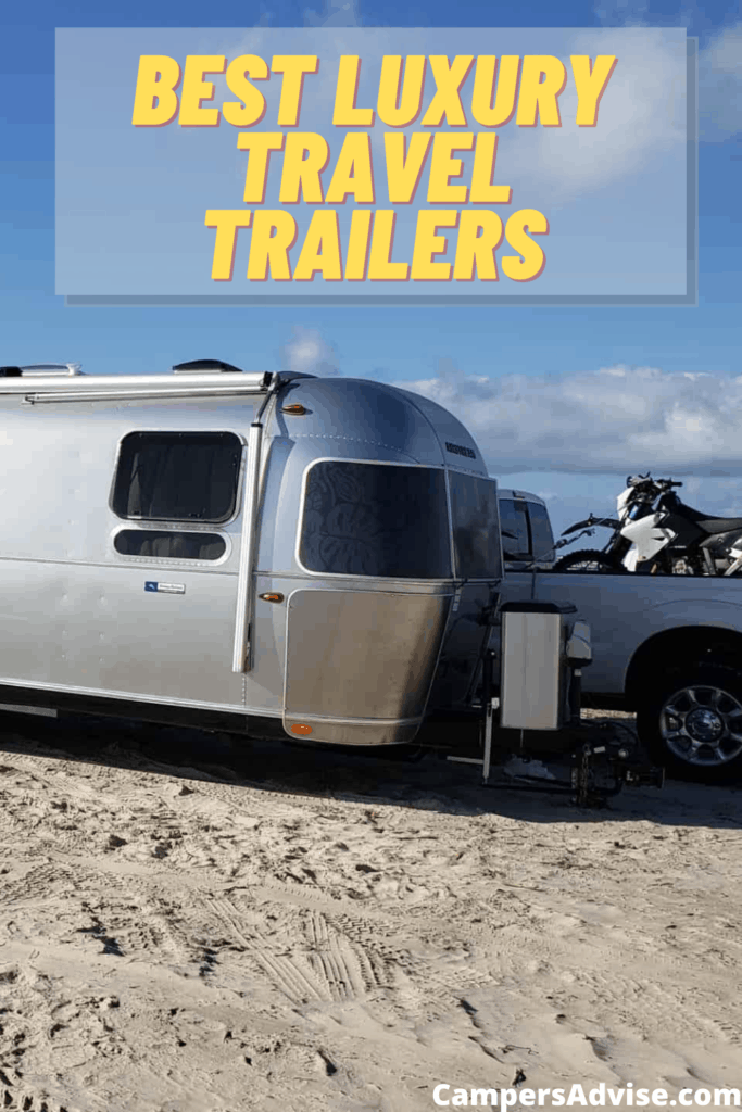 Best Luxury Travel Trailers