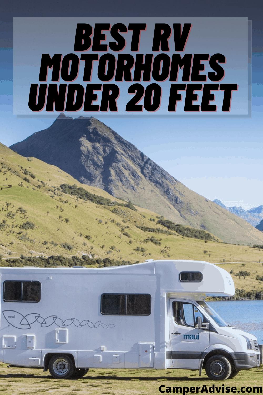 Best RV Motorhomes under 20 feet