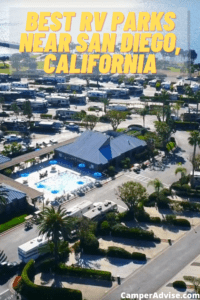 Best RV Parks Near San Diego, CA
