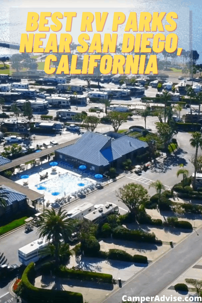 Best RV Parks Near San Diego, CA