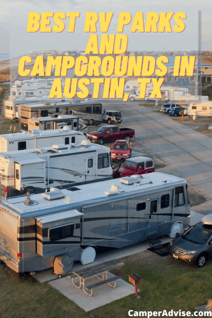 Best RV Parks and Campgrounds in Austin, TX