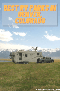 Best RV Parks and Campgrounds in Denver, Colorado