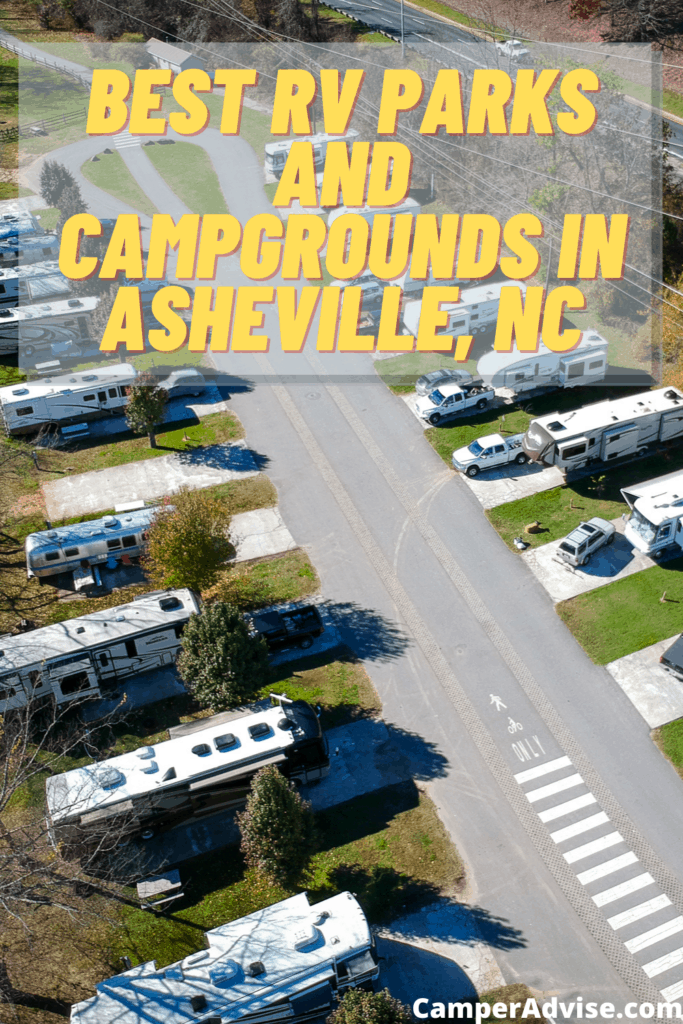 Best RV Parks in Asheville, NC