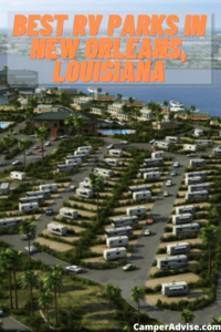 Best RV Parks in New Orleans, LA