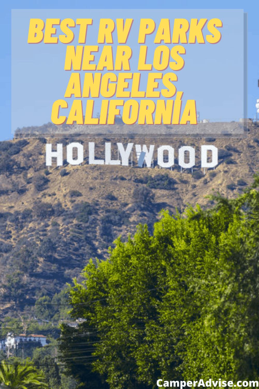 Best RV Parks near Los Angeles, California