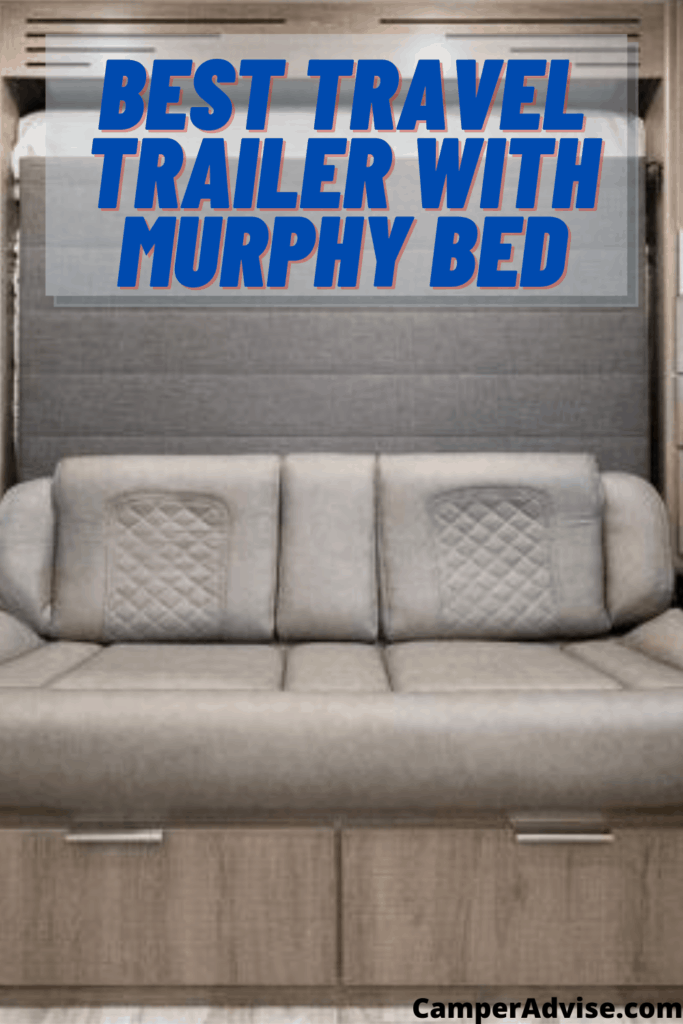 Best Travel Trailers with Murphy Beds