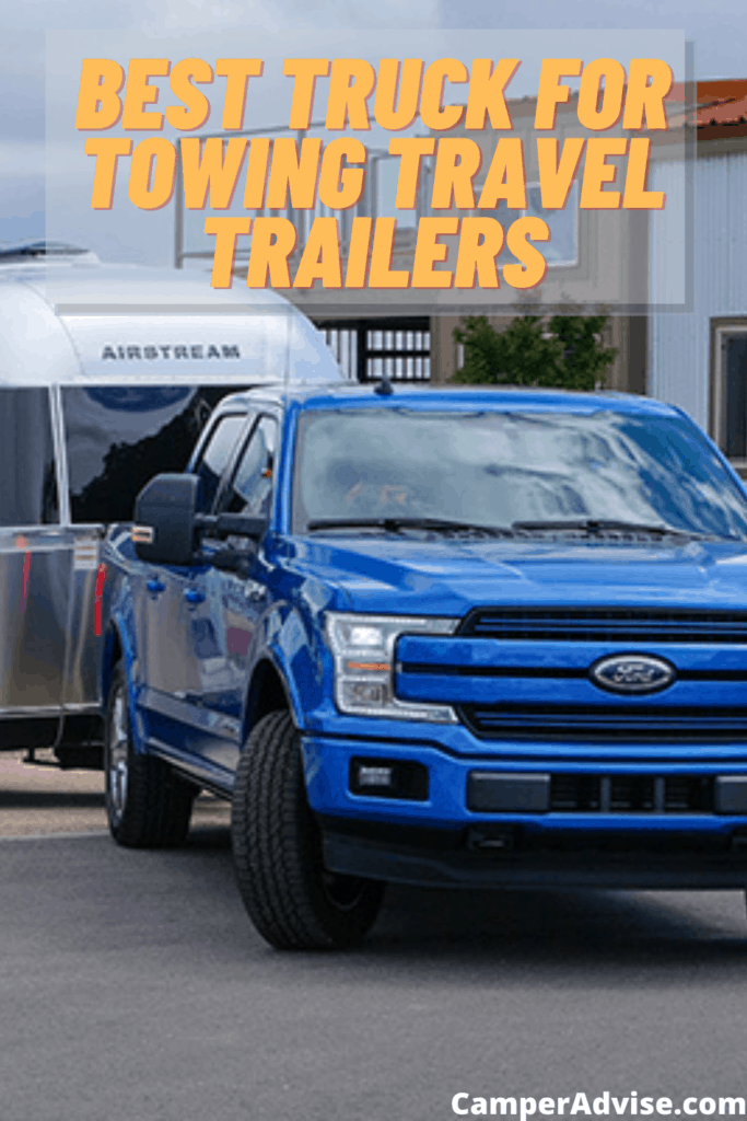 Best Truck for Towing Travel Trailers