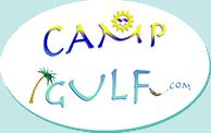 Camp Gulf Dustin Logo