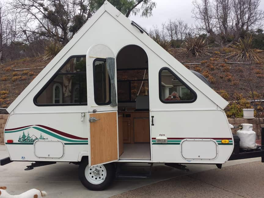 Chalet A-Frame Classic Alpine