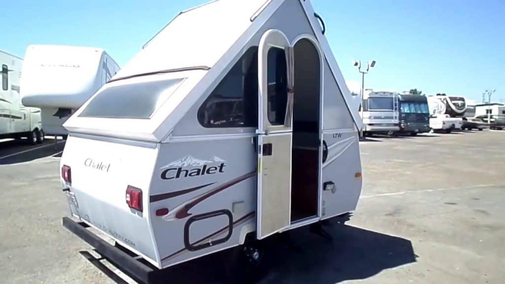 Chalet A-Frame LTW