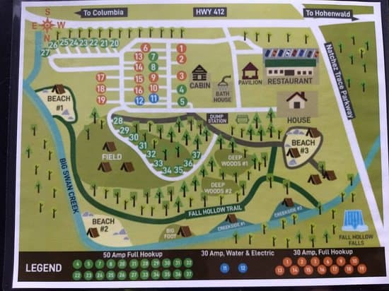 Fall Hollow RV Campground