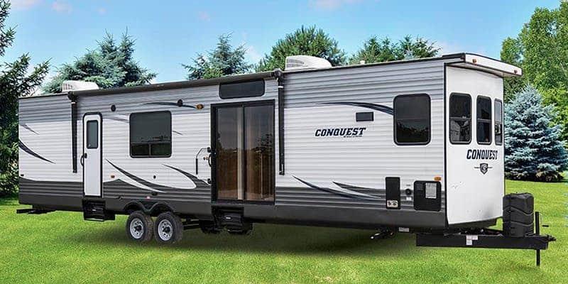 Gulf Stream Coach Conquest Lodge
