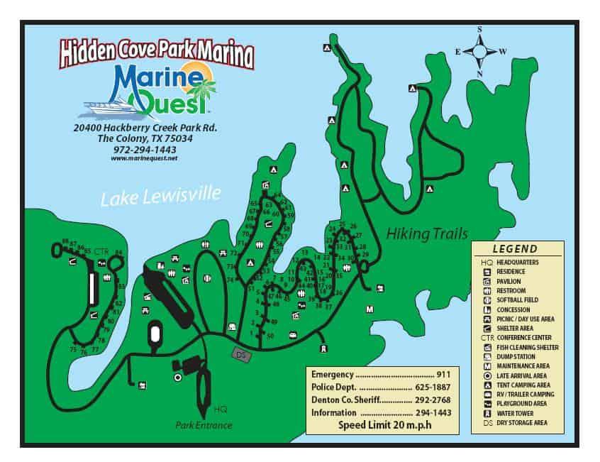 Hidden Cove Park and Marina