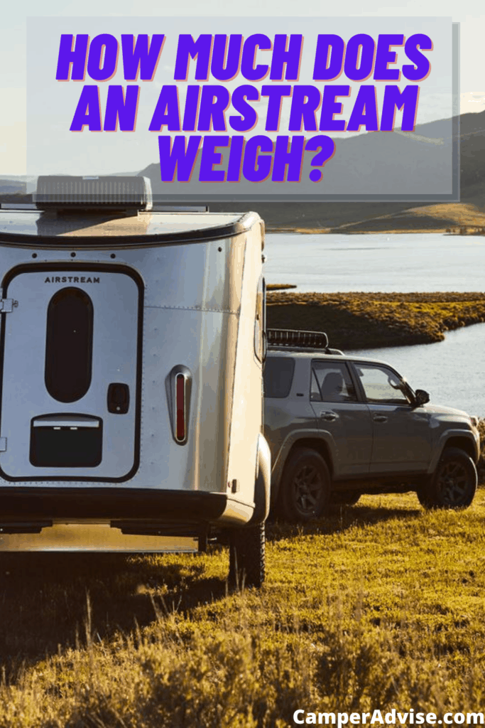 How Much Does an Airstream Weigh?