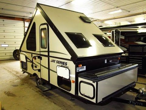 Jayco Jay Series Sports Hard Sided Trailer